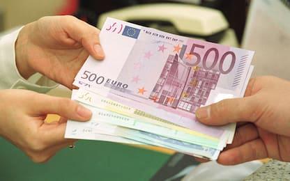 Unimpresa, boom depositi +94 mld, mutui famiglie in difficoltà