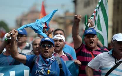 Uil: Bombardieri nuovo segretario generale, 'chiediamo un Paese divers