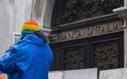 Bankitalia: 90% imprese segnala difficoltà economiche
