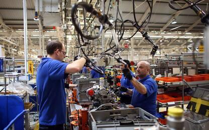 Istat: disoccupazione sale al 9,7%