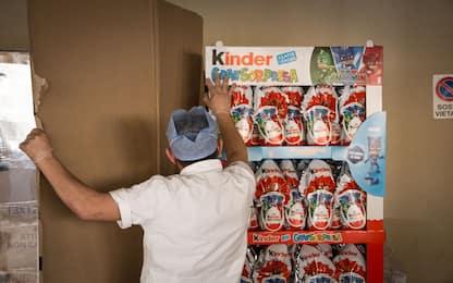 Ferrero: a ottobre premio di oltre 2.000 euro per addetti siti italian