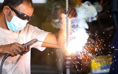 Lavoro: in 2° trim. occupazione scende al 57,6%, -1,2 punti in 3 mesi