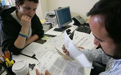 Inps, autorizzate 293,7 mln di ore cig ad agosto