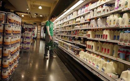 Inflazione: Istat, a settembre -0,7% su mese, -0,6% su anno