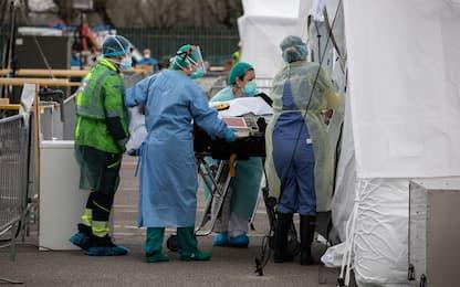 Inail: più di 54mila contagi Covid-19 su lavoro, 319 mortali