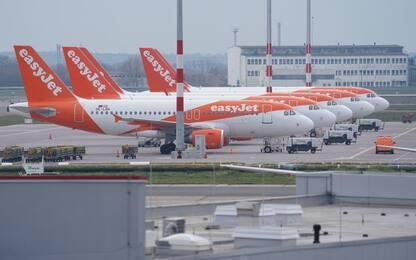 Antitrust, multa di 2,8 mln a EasyJet per cancellazione voli