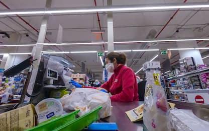 Italia in deflazione, nel 2020 prezzi in calo dello 0,2%