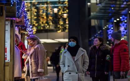 Natale, -25% in spesa regali per due famiglie su tre