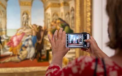 Firenze, riaprono gli Uffizi con 14 nuove sale e 129 opere inedite
