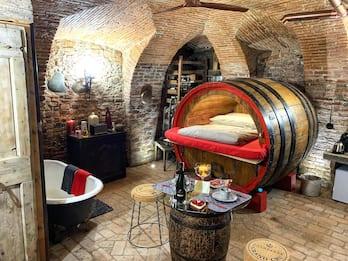 Estate 2020, i 30 posti più originali dove dormire in Italia. FOTO