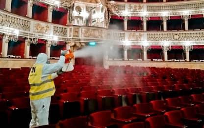 Teatro San Carlo di Napoli, 12 positivi al Covid