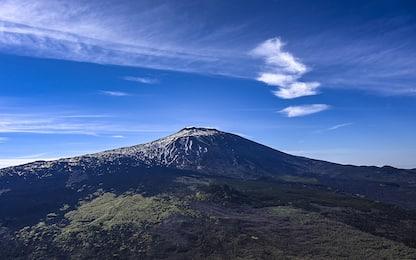 Etna, tremori in aumento: attività stromboliana dal cratere Sud-Est