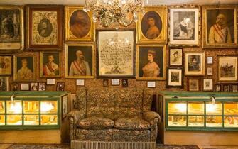 Sonderausstellung   Sisi & Franz   Esposizione speciale