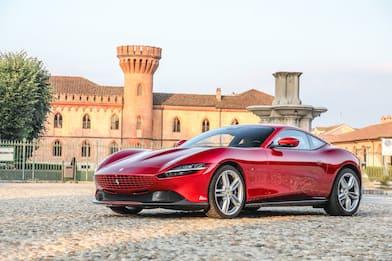 Ferrari Roma, il nuovo coupé ispirato alla Dolce Vita