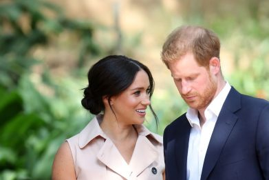 Harry e Meghan, fuga da Hollywood: poca privacy, meglio Santa Barbara