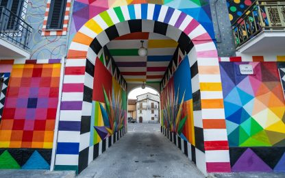 La Street art in Italia, 20 luoghi da non perdere da Nord a Sud. FOTO