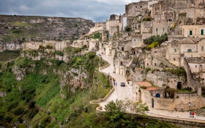 Basilicata 'on the road', dalle Dolomiti lucane al Mar Jonio. FOTO