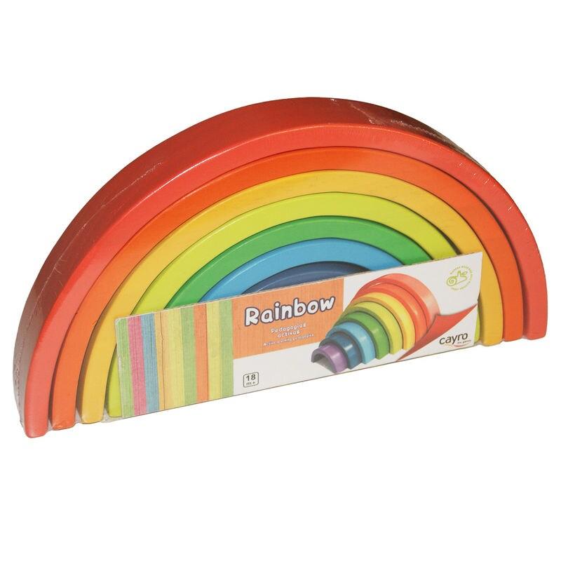 arcobaleno montessoriano