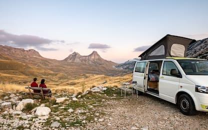 Vacanze, Coldiretti: A settembre 1 milione di italiani in camper. FOTO