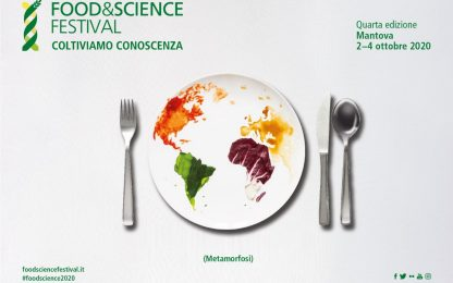 A Mantova dal 2 al 4 ottobre il Food&Science Festival: il programma