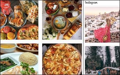 Food in crescita, viaggi in calo: effetto Covid sui social influencer