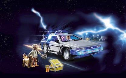 """""""Ritorno al futuro"""" con Playmobil. FOTO"""
