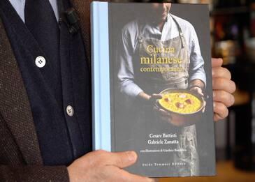 Milano, un libro racconta la cucina meneghina tra tradizione e novità