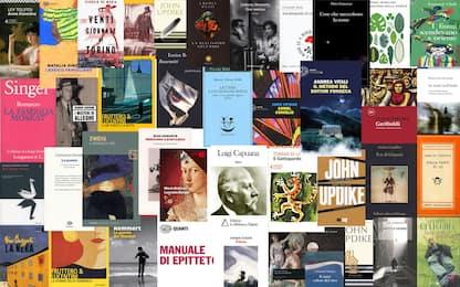 Romanzi, saggi, novità: un po' di consigli sui libri da leggere