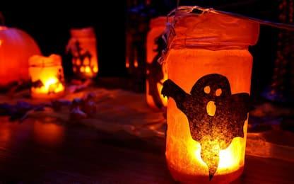 Halloween, decorazioni fai da te per addobbare la casa