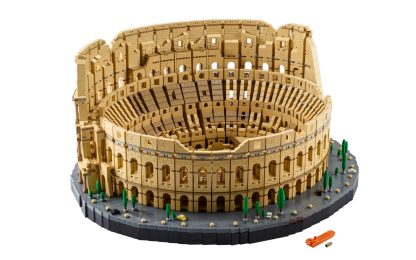 Arriva il primo Colosseo di LEGO, è il set più grande di sempre. FOTO
