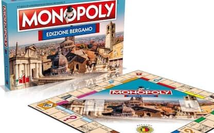 """Covid, da oggi in vendita """"Monopoly Edizione Bergamo"""""""