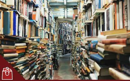 Black Friday 2020, libri: le migliori offerte e gli sconti online