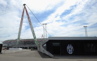 TURIN, ITALY - SEPTEMBER 08:  A general view of the new stadium of the FC Juventus ahead of the ceremony of inauguration and the pre season friendly match between FC Juventus and Notts County on September 8, 2011 in Turin, Italy.  (Photo by Valerio Pennicino/Getty Images)