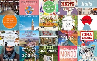 Natale 2020, i 20 libri di viaggio da mettere sotto l'albero