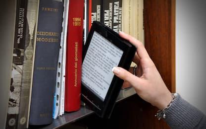 Covid, nel 2020 il 61% degli italiani ha letto almeno un libro