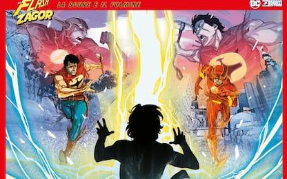 """Flash-Zagor, arriva in fumetteria """"La scure e il fulmine"""""""