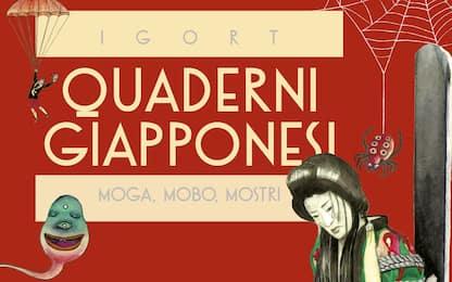 Quaderni giapponesi, viaggio di Igort nella cultura popolare nipponica