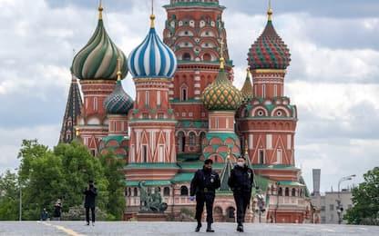 Covid, Mosca annulla quasi tutte le restrizioni: città verso normalità