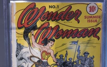 Wonder Woman, storia di una guerriera femminista e romantica
