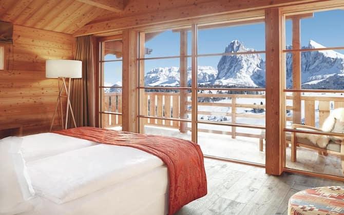 Chalet Di Montagna Per Un Weekend Romantico 20 Baite Sulle Alpi Italiane Foto