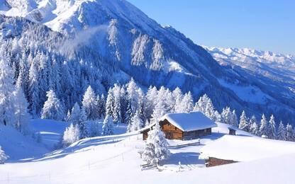 Due cuori e uno chalet, le 20 baite più romantiche delle Alpi. FOTO