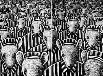 Maus, il fumetto di Art Spiegelman sulla Shoah