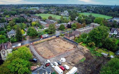Cambridge, scoperto un cimitero medievale nel King's College