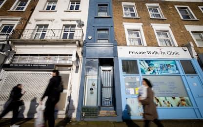 Londra, è ancora in vendita la casa più stretta della città