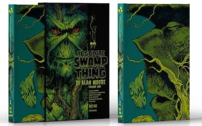 Swamp Thing, arriva l'edizione absolute del capolavoro di Alan Moore