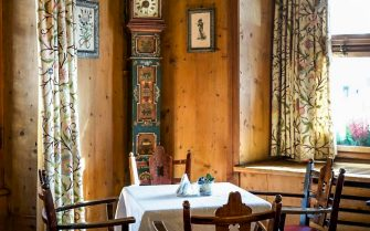 Hotel de la Poste a Cortina