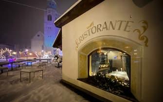 Hostaria in Cortina