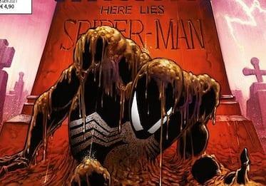 """Spider-Man di De Matteis, all'inizio de """"L'ultima caccia di Kraven"""""""