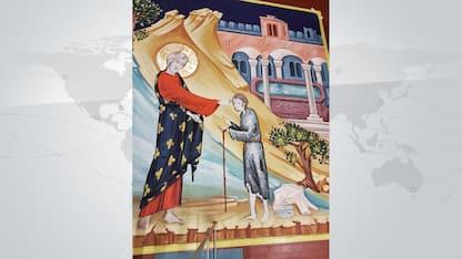 Le icone di Iulian Rosu nella chiesa dei SS Nereo e Achilleo a Milano