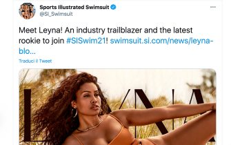 Leyna Bloom Sports Illustrated
